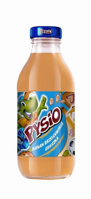 Pysio banan/brzoskwinia/gruszka