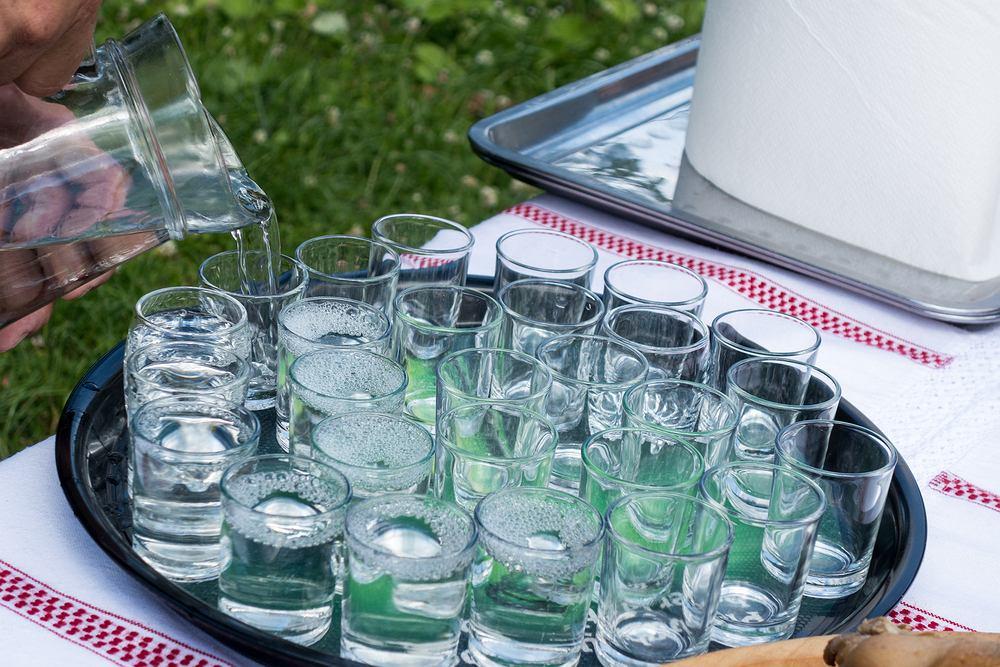 Tuica - jeden z najsłynniejszych rumuńskich alkoholi