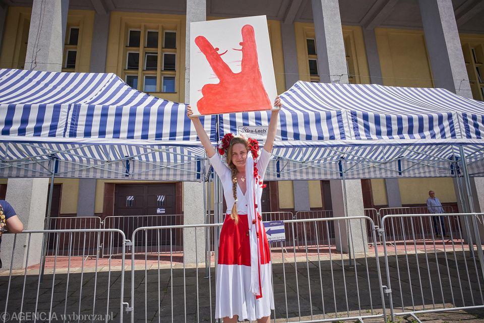 Marsze równości i normalności w Łodzi
