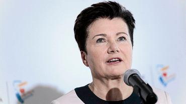 Hanna Gronkiewicz-Waltz o komisji weryfikacyjnej Jakiego: 'Dwa organy w państwie zajmują się tą samą kwestią. Niech ten spór kompetencyjny rozstrzygnie Naczelny Sąd Administracyjny'
