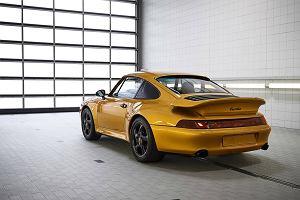 Porsche Project Gold - złote Porsche 911 sprzedane za rekordową kwotę