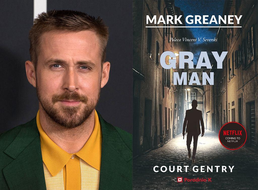 Ryan Gosling zagra Gray Mana