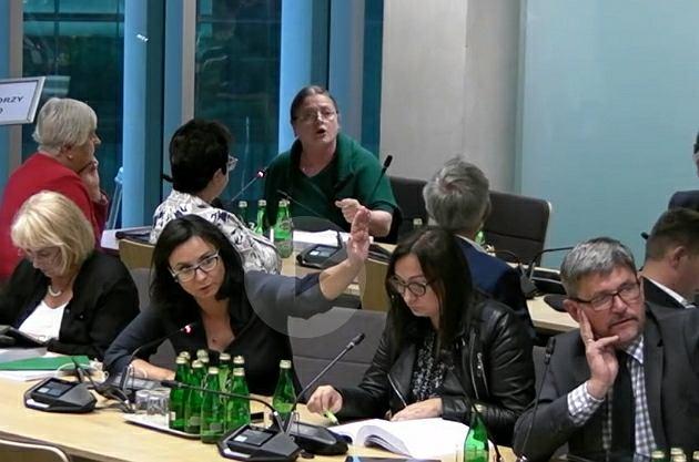 Posiedzenie Komisji Sprawiedliwości i Praw Człowieka z 10 września 2019 r.