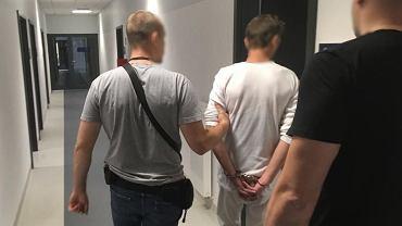 Bielscy policjanci zatrzymali 44-letniego bielszczanina podejrzewanego o dokonanie zabójstwa 44-latki