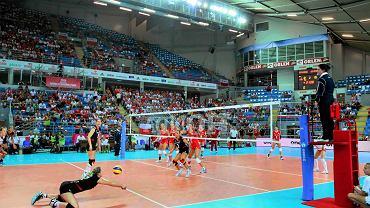 Orlen Arena, Płock. World Grand Prix siatkarek. Polska - Niemcy 0:3