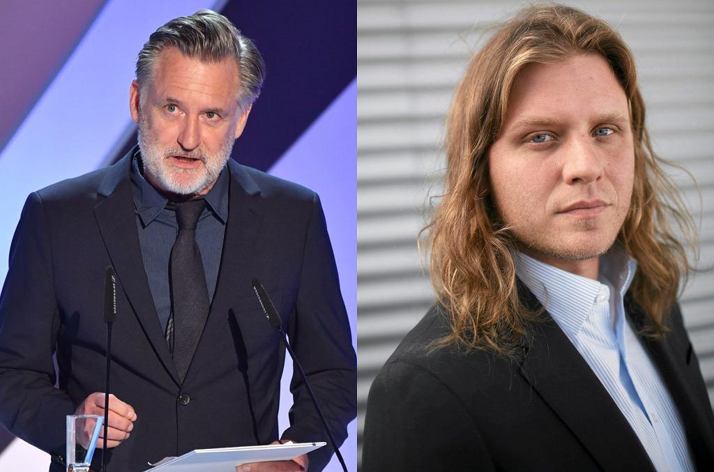 Bill Pullman, Piotr Woźniak-Starak