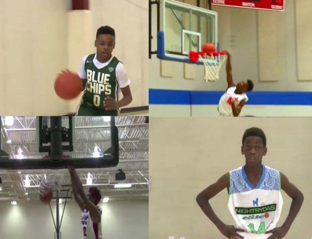 LeBron jr, Shaq jr, Wade jr - ojciec gwiazdą NBA. Syn też?