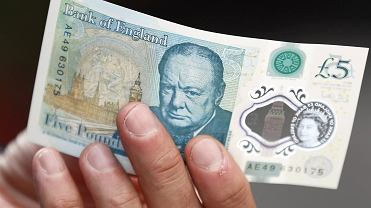 BRITAIN-BANKNOTE/