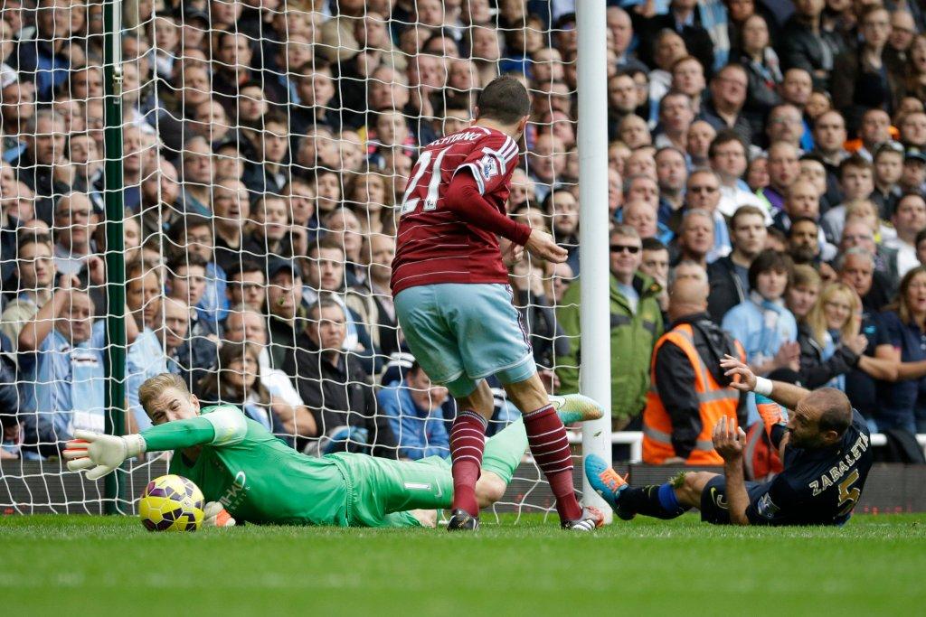 West Ham - Manchester City 2:1