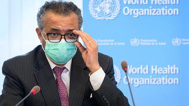 Tedros Adhanom Ghebreyesus, szef WHO