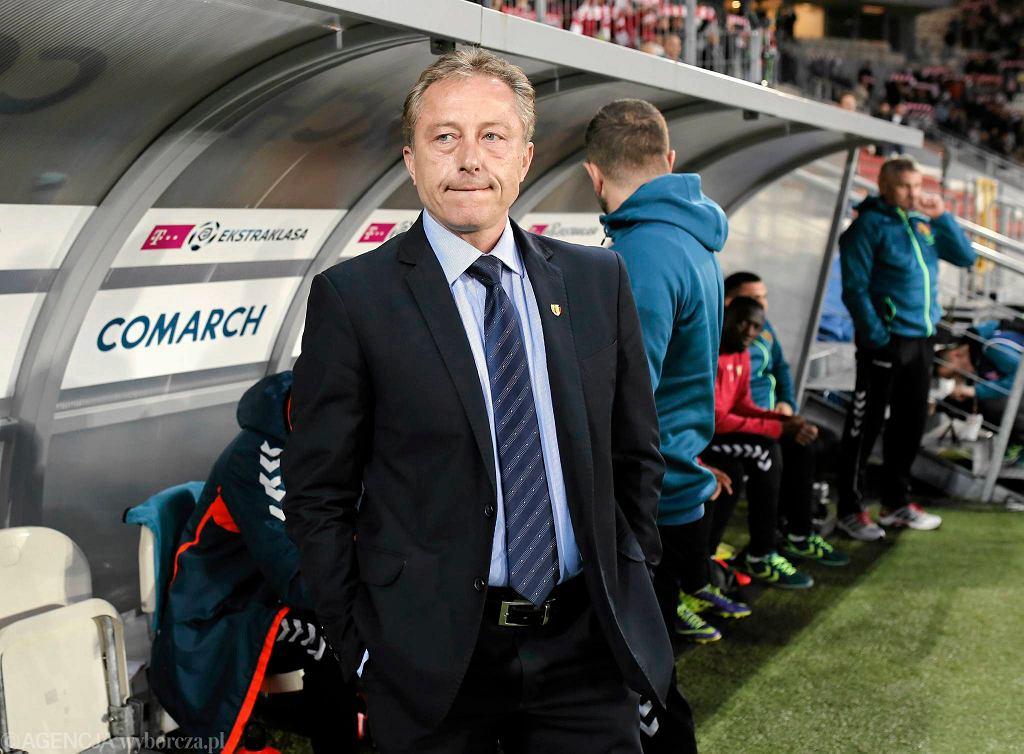 Ryszard Tarasiewicz - trener GKS-u Tychy