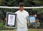 Piłkarz Liverpoolu pobił rekord Guinnessa
