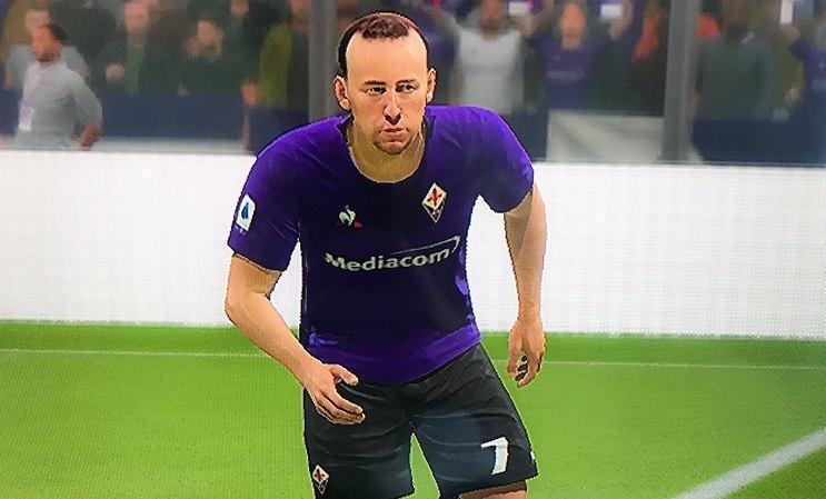 Franck Ribery w FIFA 20