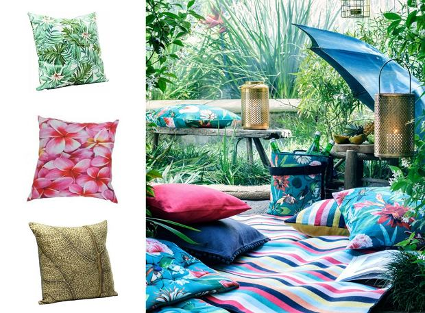 H&M Home - dżungla