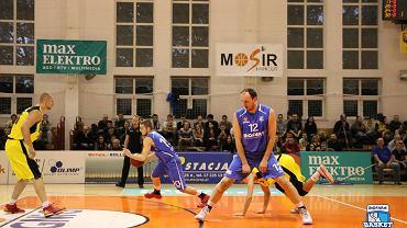 Mecz Sokół Łańcut - Biofarm Basket Poznań