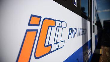 Pociąg PKP Intercity. Zdjęcie ilustracyjne