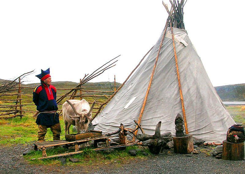 Saami z Norwegii