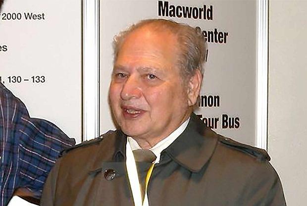 Ronald Wayne, współzałożyciel Apple