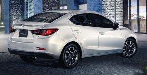 Nowa Mazda 2 sedan | Mała