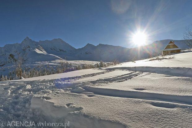 Zdjęcie numer 36 w galerii - Słońce, śnieg i szczyty. Piękna pogoda w Tatrach, zachwycające widoki