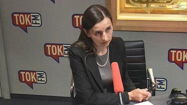Na zdjęciu: dr Sylwia Spurek