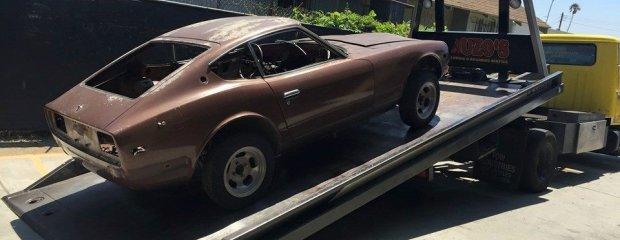 Datsun 240Z Sung Kang'a