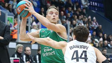 Liga VTB, sezon 2019/20. Stelmet Enea BC Zielona Góra wygrał w Niżnym Nowogrodzie 87:82