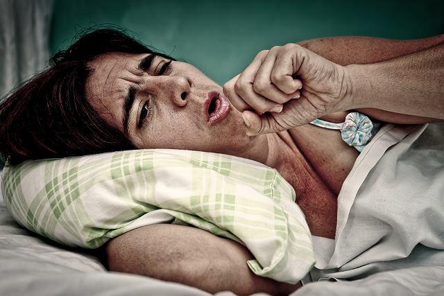 Zapalenie płuc dość często rozwija się bez charakterystycznych objawów