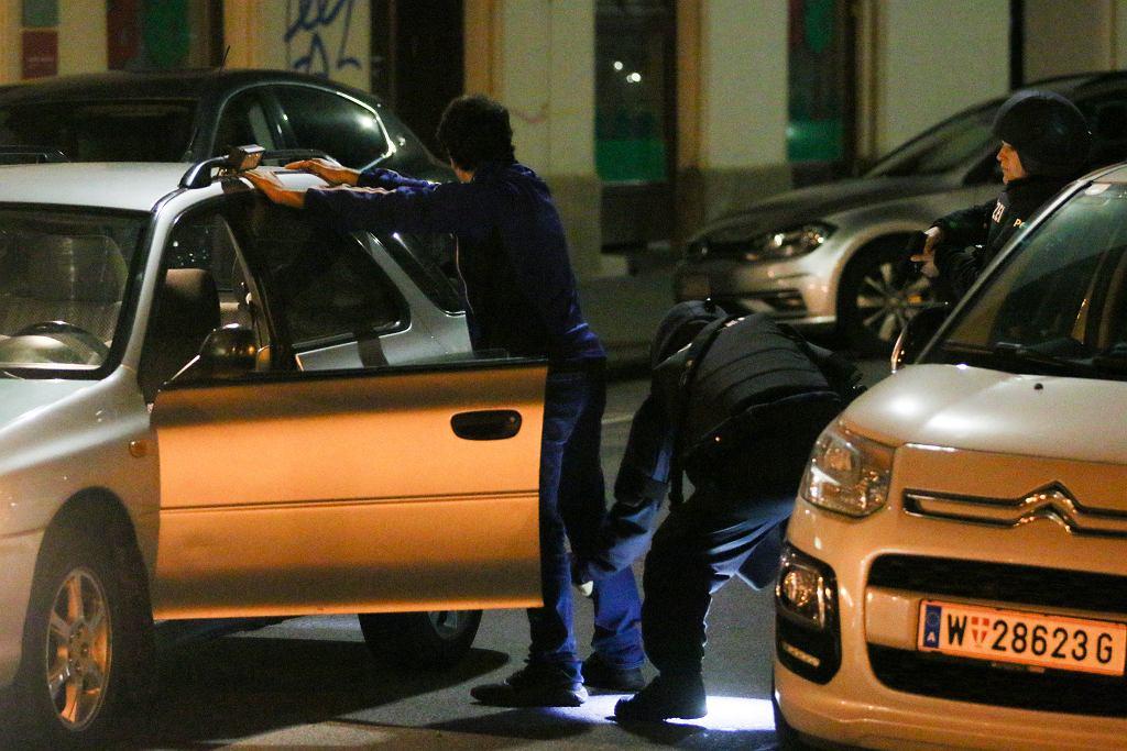 Strzelanina w Wiedniu