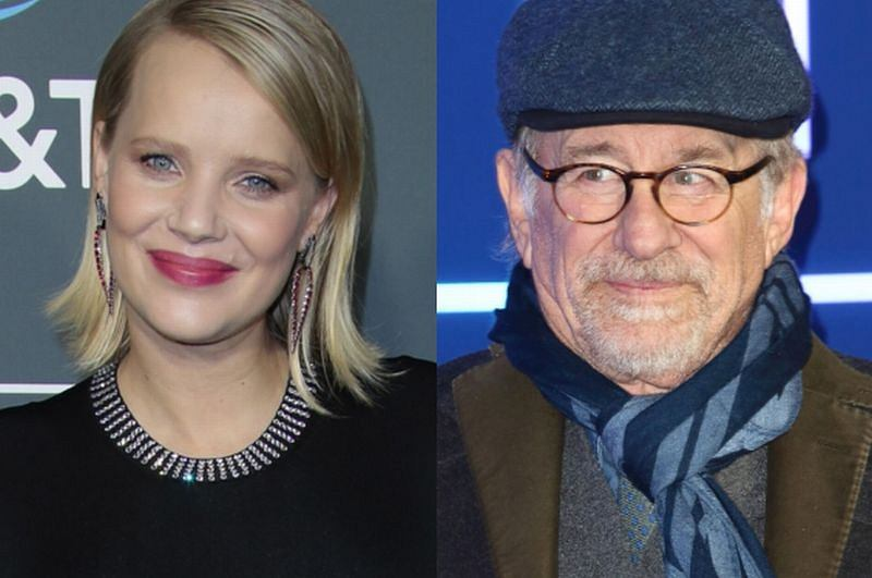 Steven Spielberg zachwycony Joanną Kulig