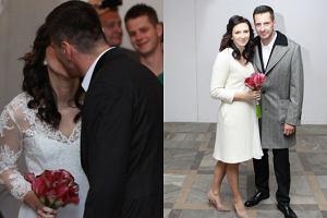 Ślub Moniki Pyrek i Norberta Rokity