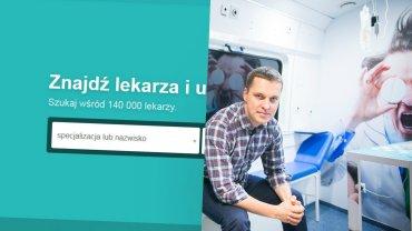 Serwisy DocPlannera mają obecnie 8 mln użytkowników miesięcznie.