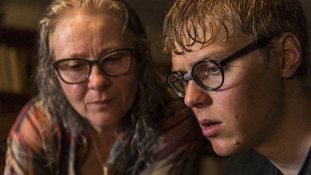Kadr z filmu 'Pokot'