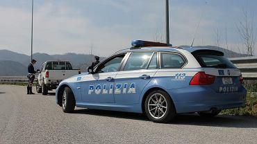 Włoska policja (zdjęcie ilustracyjne)