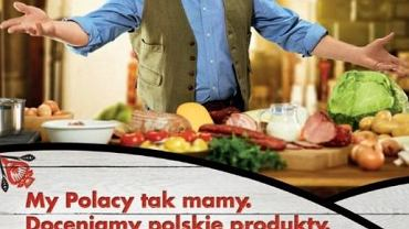 Daniel Olbrychski w reklamie Biedronki