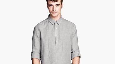 Koszula z kolekcji H&M. Cena: 99,90 zł