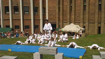 Pokaz karate Dragon Fight Club Radom
