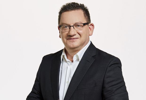 prezes sieci Helios Tomasz Jagiełło