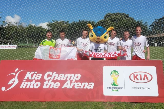 Flying Dragons w Brazylii
