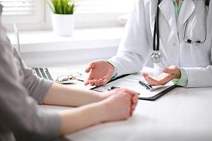 Wizyta kontrolna z dzieckiem u lekarza rodzinnego