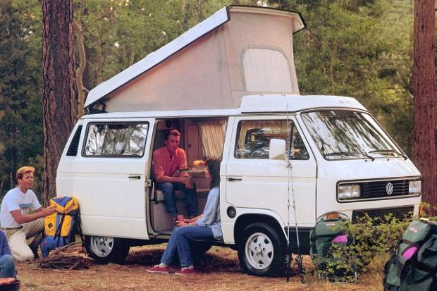 Volkswagen Transporter T3 California