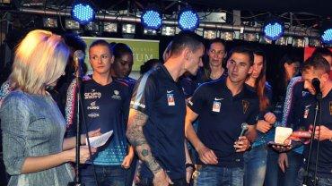 Piłkarze Pogoni Szczecin wylicytowali złoty medal Chemika Police