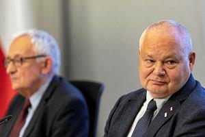 Prezes NBP Adam Glapiński: Muszę rozczarować, nie zamierzam składać dymisji