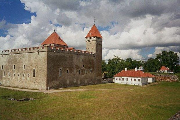 Zamek w Kuressaare/ Fot. CC BY-SA 3.0/ Sabina Hack/ Wikimedia Commons