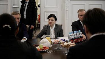 Vera Jourová, wiceprzewodnicząca KE ds. praworządności