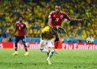 Mundial 2014. FIFA zadecydowała: Zuniga bez kary, anulowania kartki Silvy nie będzie