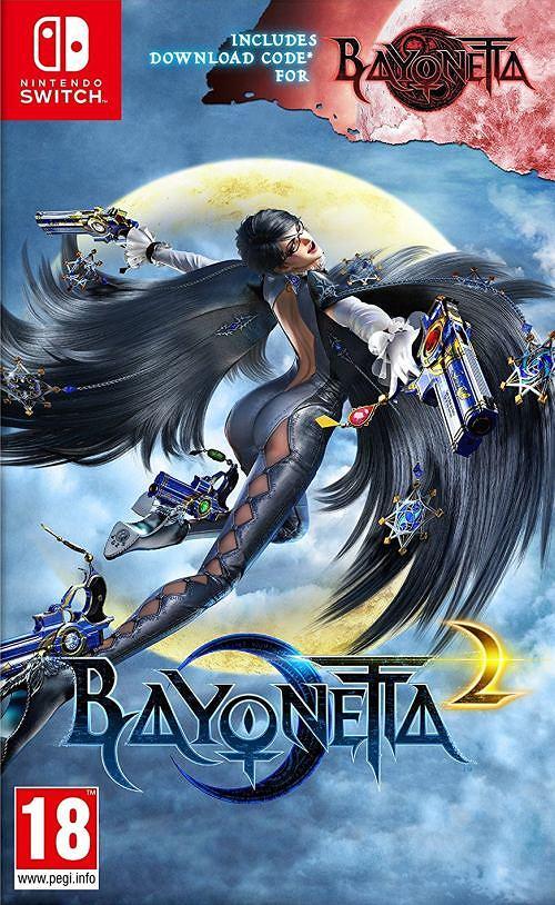 Bayonetta 2 - Edycja Limitowana