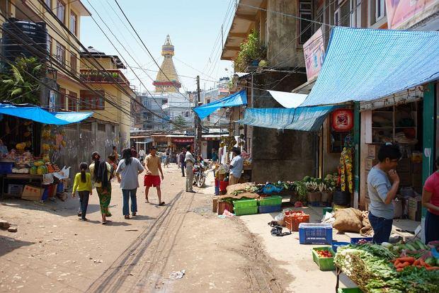 Nepal Kathmandu - Thamel / shutterstock