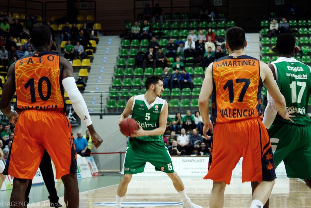 Stelmet Zielona Góra - Velencia Basket Club