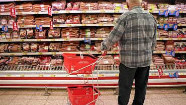 zakupy w hipermarckecie Auchan